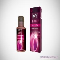 K Y Love Passion Couples Pleasure Gel CGS-035