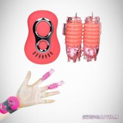 7 speed Secret Love Finger Vibrator for Woman BV-012